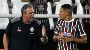 Abel Braga Gilberto Fluminense Flamengo Carioca 22 03 2018