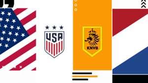 Stati Uniti-Olanda tv streaming