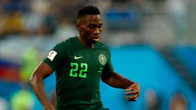 Kenneth Omeruo Nigeria