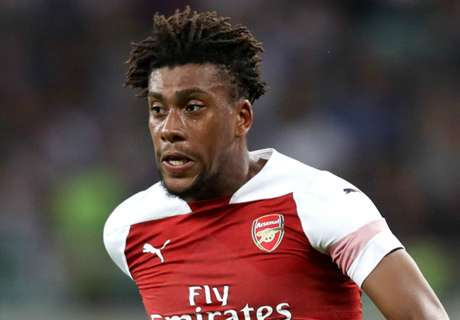 Emery explains Iwobi's substitution in Wolves draw
