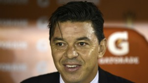 Marcelo Gallardo River Plate Guarani Copa Libertadores 08082017