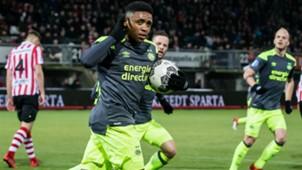 Steven Bergwijn, PSV, Eredivisie 02102018