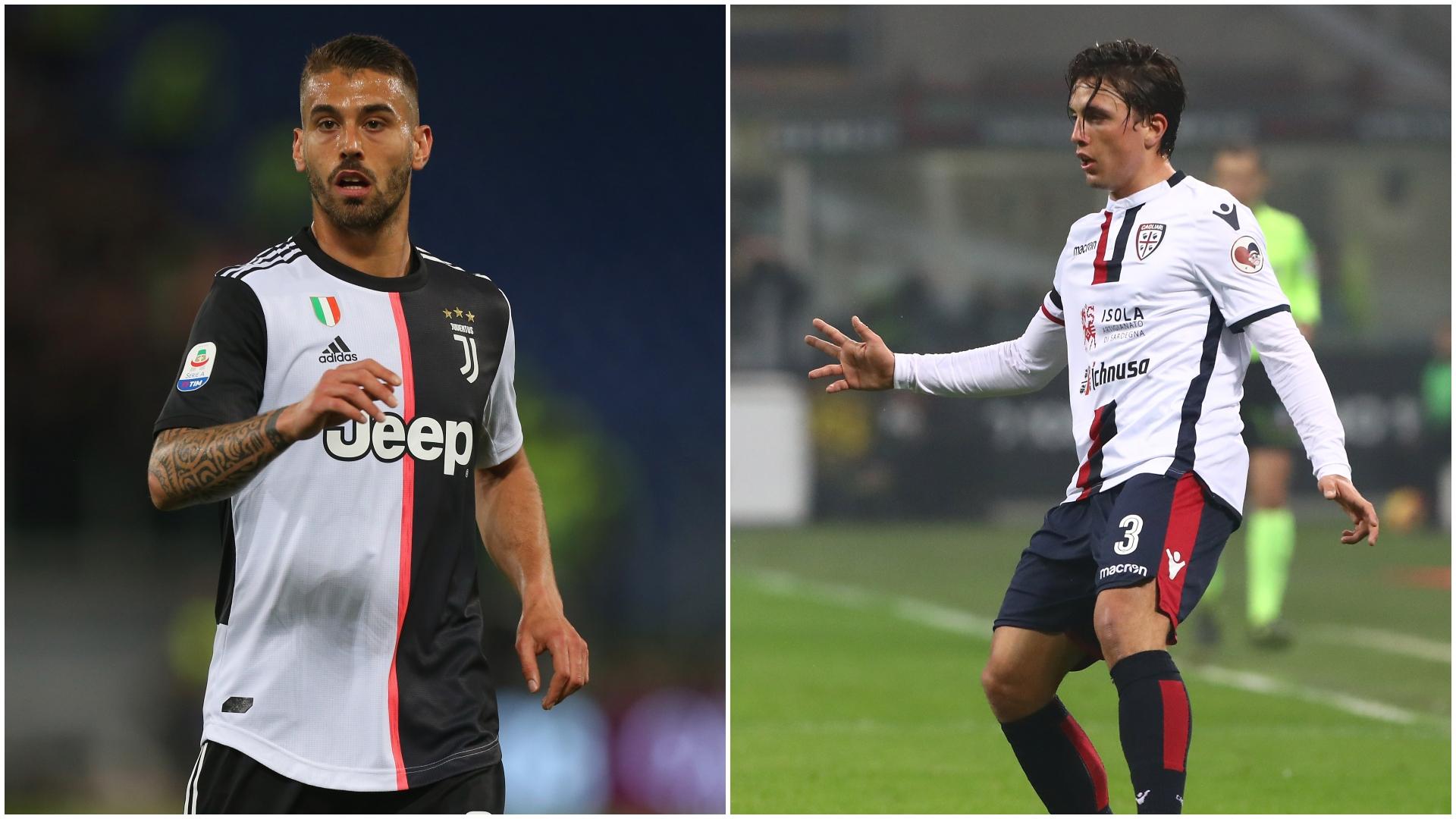 Luca Pellegrini obiettivo della Juventus: la richiesta della Roma per il terzino