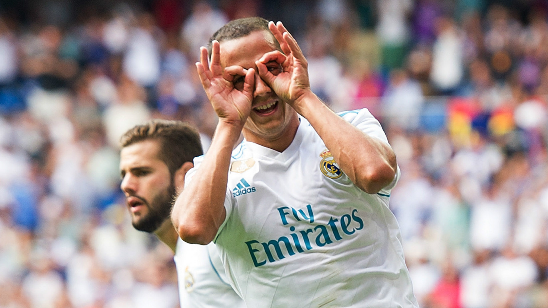 Lucas Vazquez Real Madrid 2017