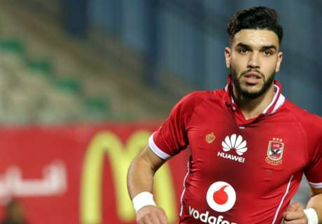 Caf suspends Al-Ahly's Azarou for second leg