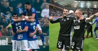 Strasbourg Amiens Ligue