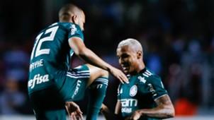 Mayke e Deyverson - São Paulo x Palmeiras - 6/10/2018