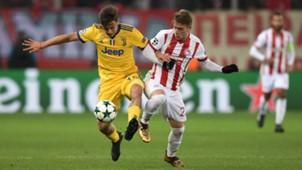 Paulo Dybala Olympiacos Juventus