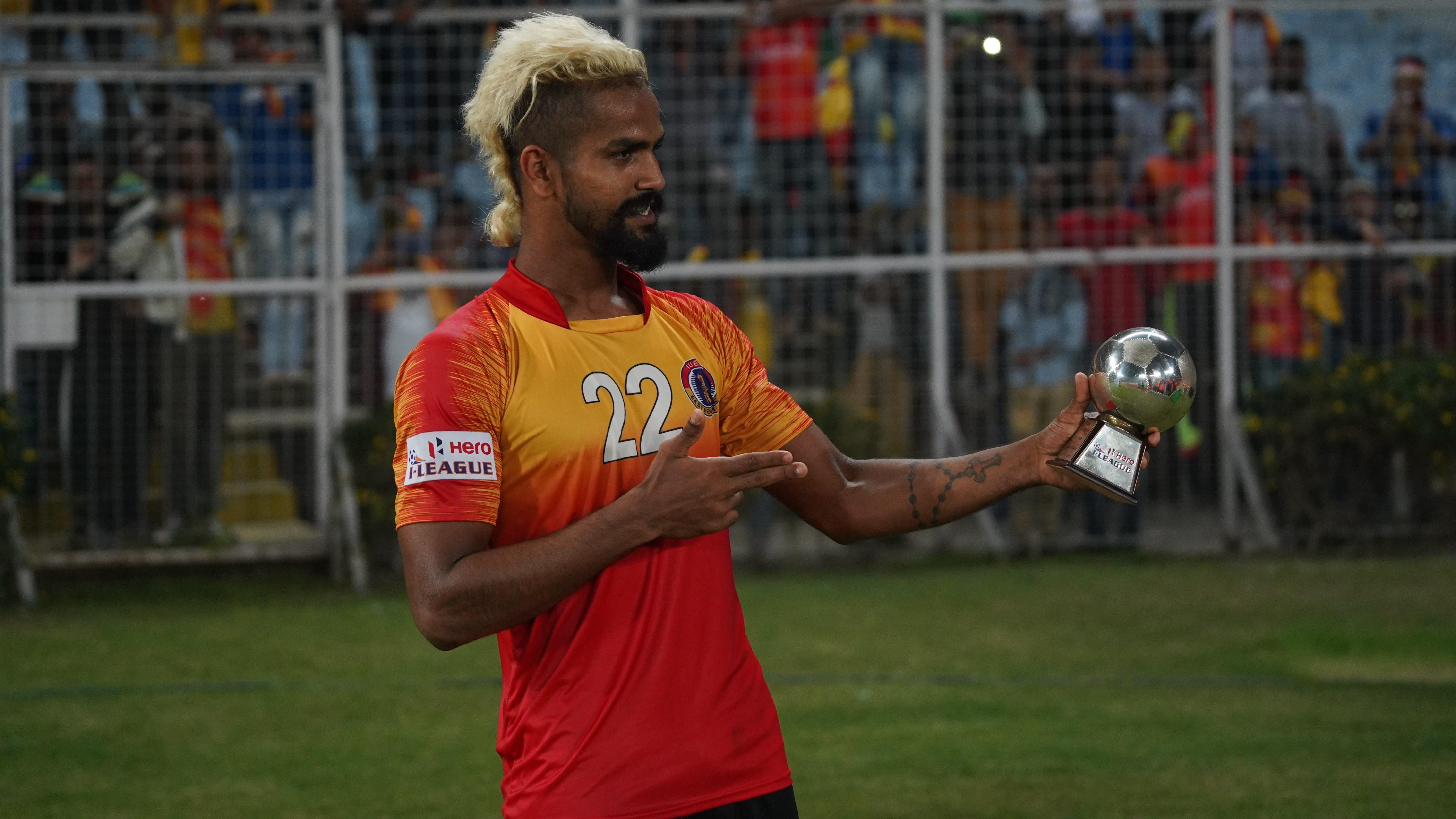 Jobby Justin Mohun Bagan East Bengal Kolkata Derby