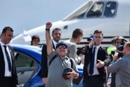 Diego Maradona Dinamo Brest