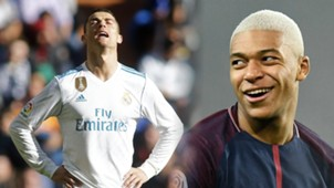 Cristiano Ronaldo, Kylian Mbappe