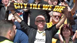 Hull City, Crystal Palace, 14052017