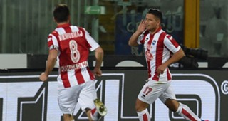 Gianluca Caprari Pescara Fiorentina Serie A