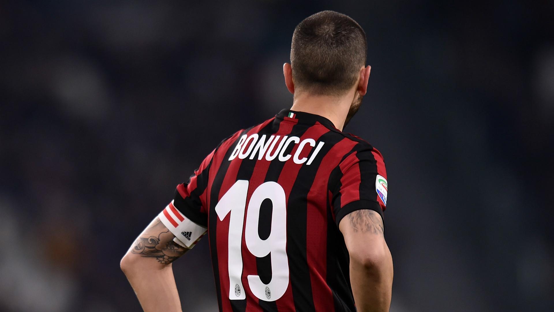 Bonucci su Buffon:
