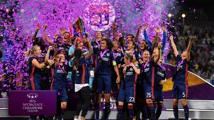 Lyon Women Champions league