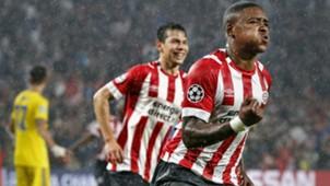 Steven Bergwijn, PSV, Champions League-playoffs 08292018