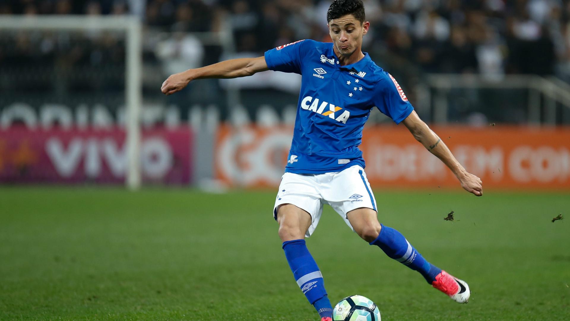 Diogo Barbosa Corinthians Cruzeiro Campeonato Brasileiro 14062017