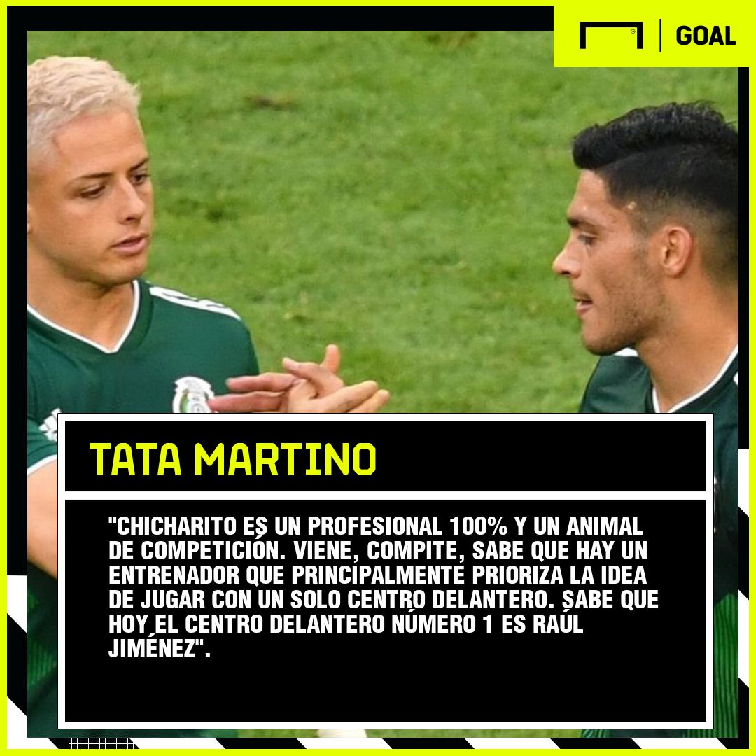 Afiche Tata Martino