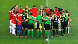 Wellington Phoenix tribute
