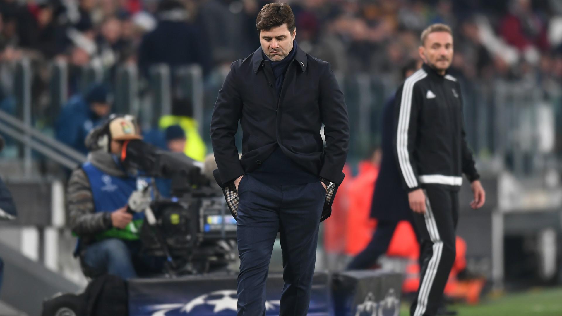Mauricio Pochettino Juventus Tottenham