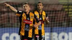 Alejandro Chumacero The Strongest