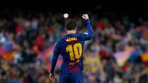 Lionel Messi Barcelona Atletico LaLiga