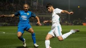Marco Asensio Real Madrid Fuenlabrada Cope del Rey