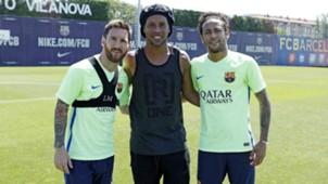 Dinho messi Neymar