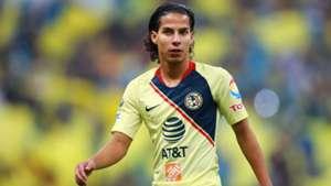 Diego Lainez Club America Liga MX