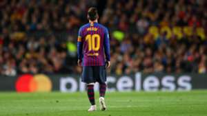 Lionel Messi Barcelona Liverpool UCL 01052019