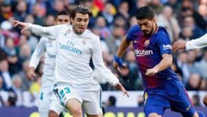 Luis Suarez Mateo Kovacic Real Madrid Barcelona El Clásico LaLiga 23122017