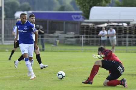 Cenk Tosun Everton ATV Irdving 07/14/18