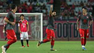 Silvio Romero Cerezo Osaka Independiente Suruga Bank Cup 08082018