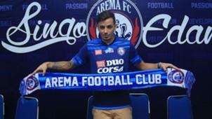 Rodrigo Ost Dos Santos - Arema FC