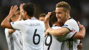 Shkodran Mustafi Germany Euro 2016
