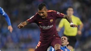 Paulinho Barcelona Espanyol