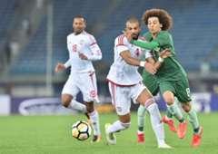 علي النمر - المنتخب السعودي