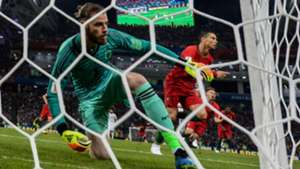 David de Gea Portugal España Spain World Cup 15062018