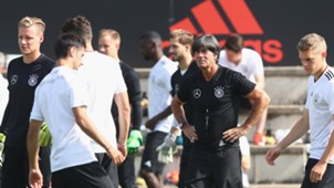 Germany Training Löw 083017