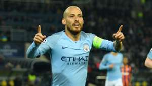 David Silva, Man City