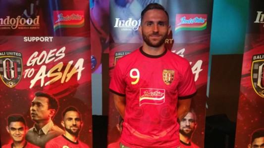 Ilija Spasojevic - Bali United