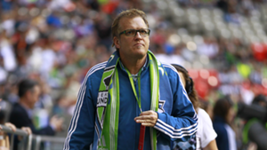 Drew Carey Seattle Sounders MLS Cup 2017