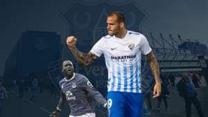 GFX Sandro Ramirez Everton