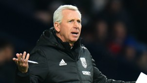 Alan Pardew West Brom
