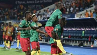 Stephane Bahoken - Cameroon