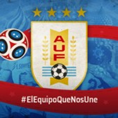 Uruguai logo Copa Rússia