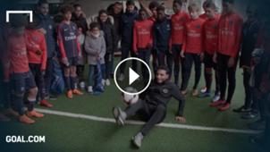 GFX Soufiane Touzani PSG U19