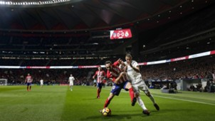 Juanfran Karim Benzema Atletico Madrid Real Madrid LaLiga