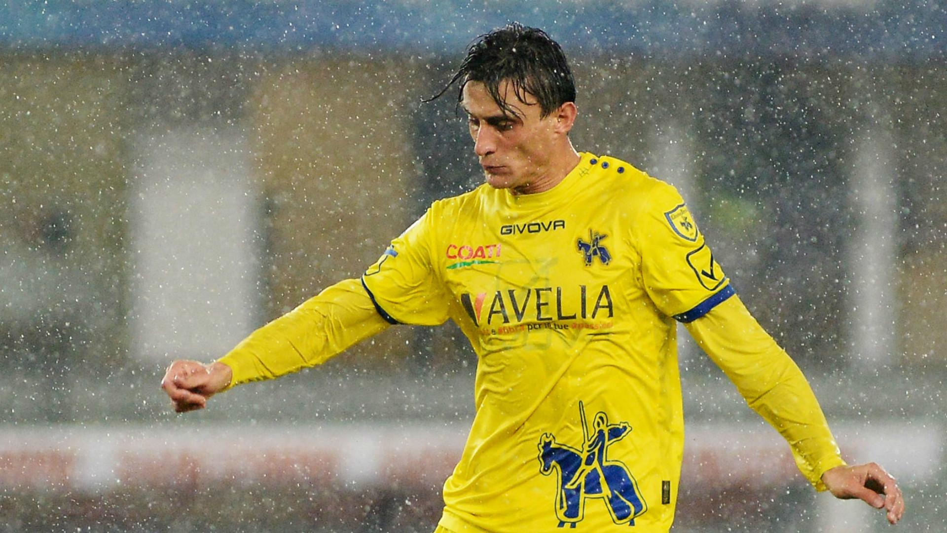 Roberto Inglese, Chievo, Serie A, 25/11/2017