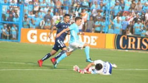 280118 Sporting Cristal Universidad de Chile Johnny Herrera